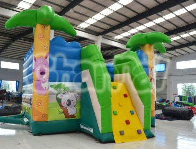 tunnel crawling game inflatable