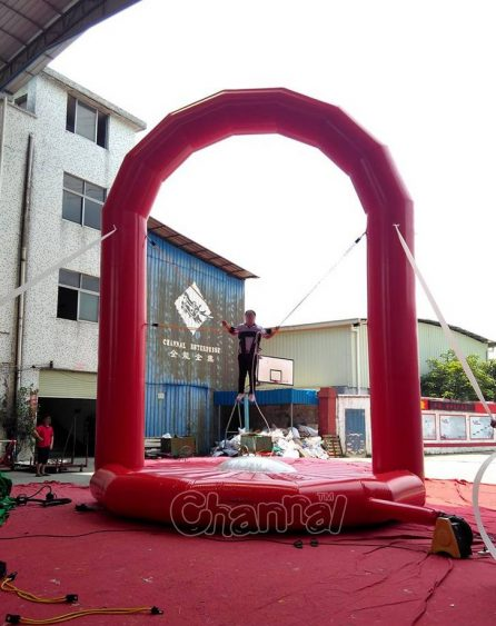 soft bungee trampoline for sale
