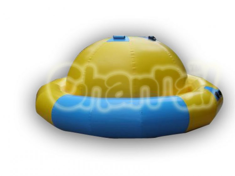inflatable Saturn rocker for pool and lake