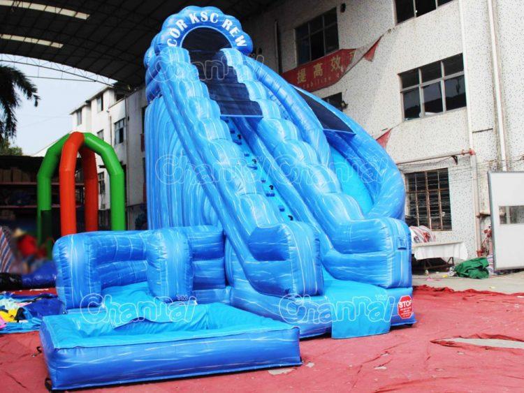 corkscrew water slide for sale