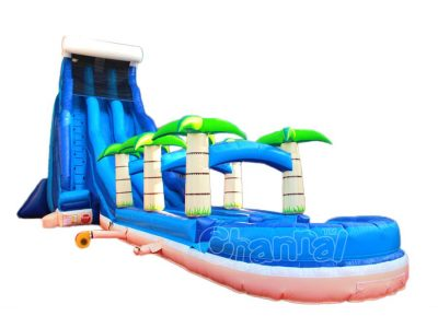 tropical wave water slide for sale