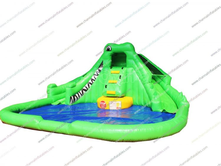 crocodile water pool