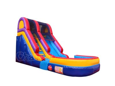 15ft inflatable water slide for sale