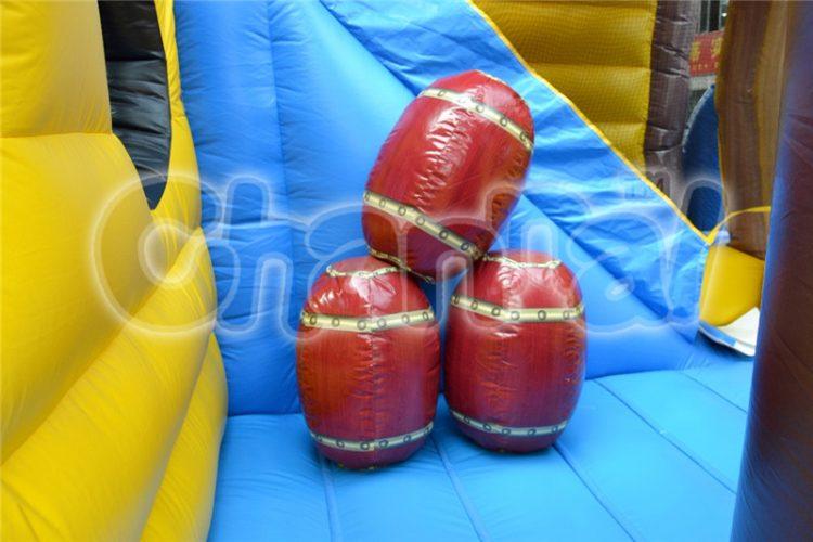 inflatable barrels