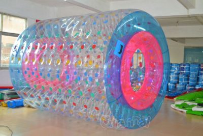 inflatable water roller ball for walking on water