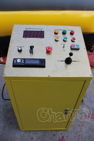toxic meltdown speed control box