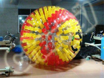 inflatable zorb human ball