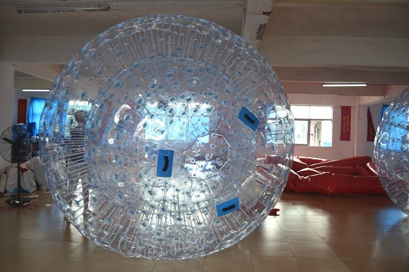 high quality tpu human ball inflatable
